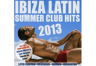 VARIOUS - Ibiza Latin Summer Club Hits 2013 - (CD)