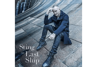 Sting - The Last Ship (Vinyl LP (nagylemez))