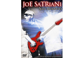 Joe Satriani - Satchurated - Live In Montreal (DVD)