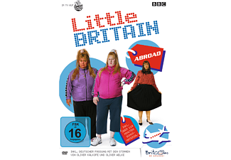 Little Britain - Abroad - (DVD)