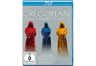 Gregorian - Video Anthology Vol.1 - (Blu-ray)