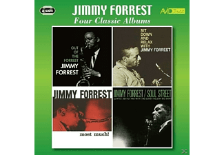Jimmy Forrest - 4 Classic Albums - (CD)