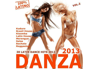 VARIOUS - Danza 2013 Vol.2 - (CD)