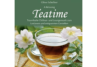 Oliver Scheffner - A Relaxing Teatime - (CD)