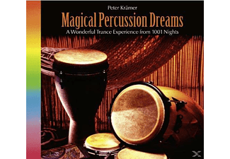Peter Krämer - Magical Percussion Dreams - (CD)