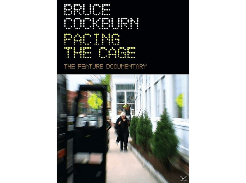 PACING THE CAGE [DVD]
