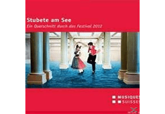 VARIOUS - Stubete Am See 2012 - (CD)