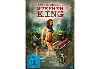 You can´t Kill Stephen King Horror DVD