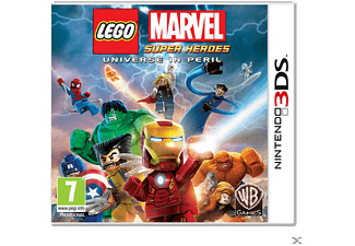 LEGO Marvel Super Heroes | 3DS