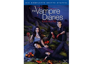 The Vampire Diaries - Staffel 3 Mystery DVD