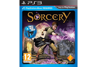 SONY EURASIA Sorcery Play Station 3