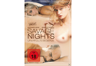 Savage Nights - Unerfüllte Begierde - (DVD)