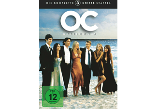O.C. California - Staffel 3 - (DVD)