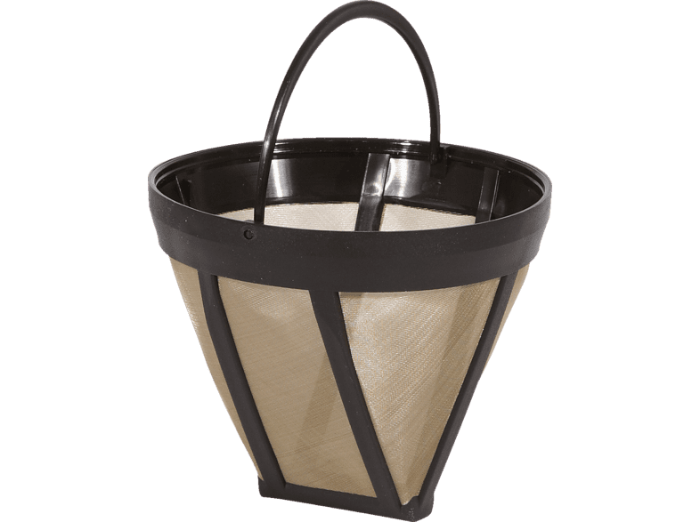 SCANPART 2790000411 GOLDTONE COFFEE FILTER SIZE4
