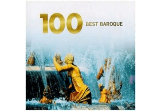 VARIOUS - 100 Best Barock Musik - (CD)