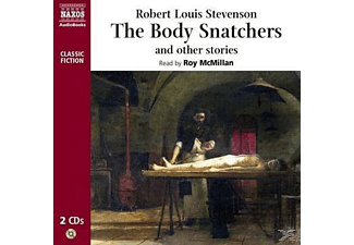 The Body Snatcher And Other Stories - 2 CD - Literatur/Klassiker