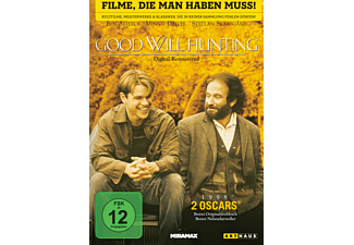 Good Will Hunting (Digital Remastered) Drama DVD
