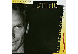 Sting - Fields Of Gold: The Best Of Sting 1984-1994 - CD