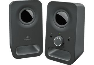 LOGITECH Z150 Multimedia Speakers Zwart