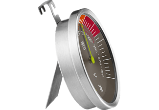 WMF 06.0864.6030 Scala, Backofenthermometer, Silber, 32 mm
