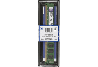 KINGSTON ValueRAM KVR16N11S8 4GB Geheugenmodule