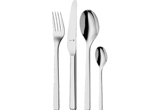 WMF 1181006343 STRATIC CROM. P, Besteck-Set 24-teilig Stratic Cromargan protect®