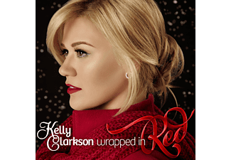Kelly Clarkson - WRAPPED IN RED - (CD)