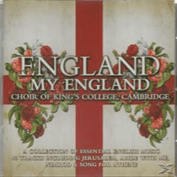 Choir Of Kings College Cambridge - England My England [CD]
