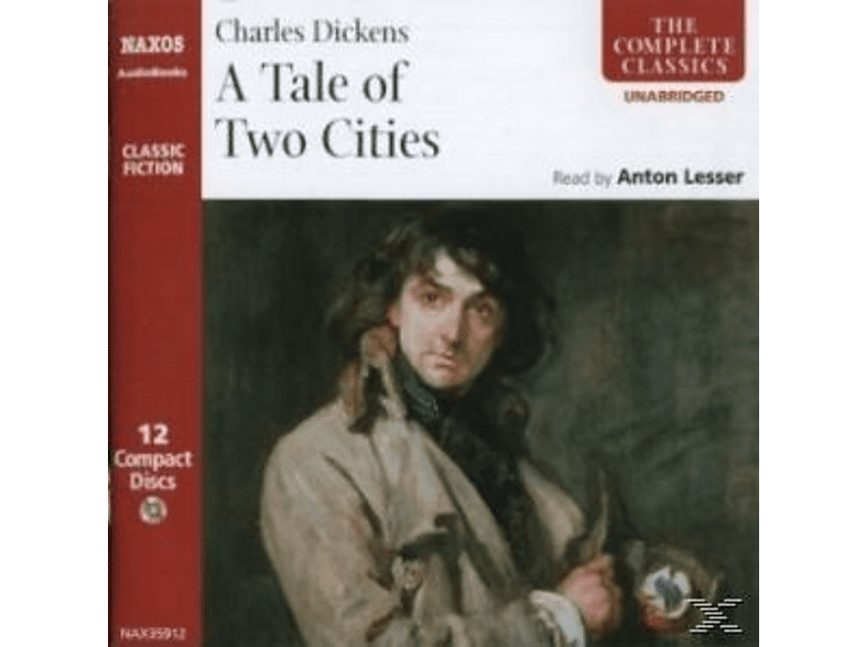 A Tale Of Two Cities - (CD)
