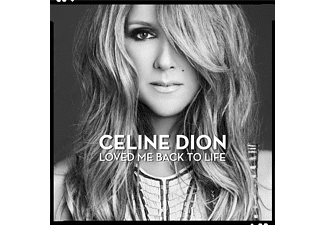 Céline Dion LOVED ME BACK TO LIFE Pop CD