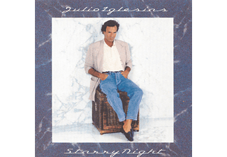 Julio Iglesias - Starry Night (CD)