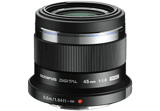 OLYMPUS Objectif standard M.Zuiko Digital 45mm F1.8 (V311030BE000)