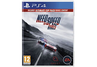 Need for Speed: Rivals FR/NL PS4