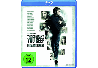 The Company You Keep - Die Akte Grant Thriller Blu-ray