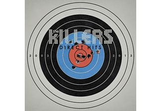 The Killers Direct Hits Rock CD