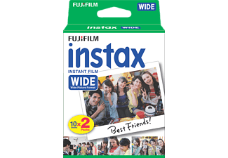 FUJIFILM Instax Wide colorfilm 10x2
