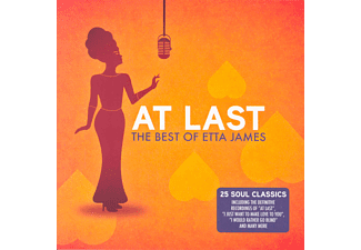 Etta James - At Last: Best of CD