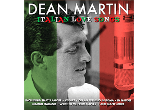 Dean Martin - Italian Love Songs - (CD)