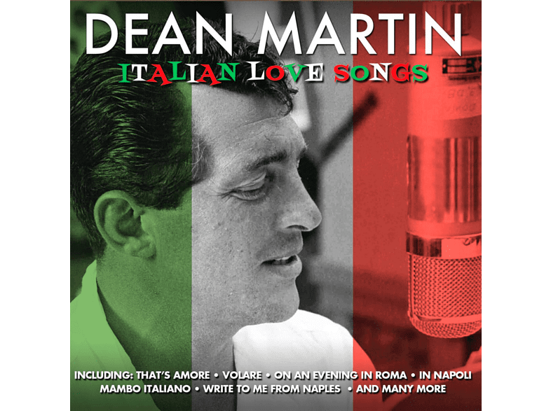 Dean Martin - Italian Love Songs [CD]