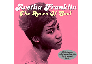 CD - The Queen of Soul, Aretha Franklin