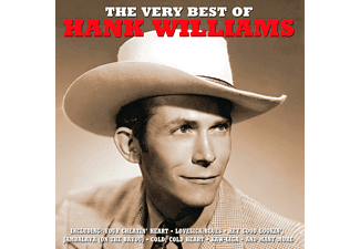 Hank Williams - The Very Best Of Hank Williams - (CD)