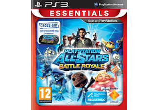 PlayStation All-Stars Battle Royale - Essentials  PS3