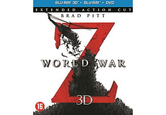 World War Z 3D | 3D Blu-ray