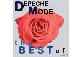 Depeche Mode - The Best Of Depeche Mode Volume 1. (CD + DVD)