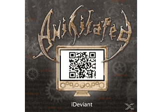 Anihilated - Ideviant - (CD)