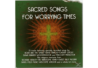 VARIOUS - Sacred Songs For Worrying Times - (CD)