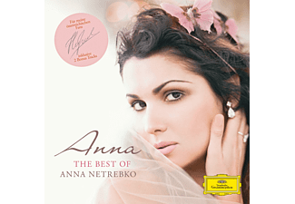 Anna Netrebko Best of Musical/Oper CD