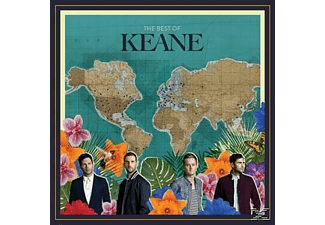 Keane THE BEST OF KEANE Rock CD