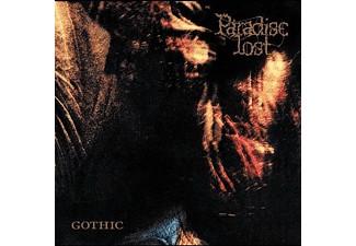 Paradise Lost - GOTHIC - (CD + DVD Video)