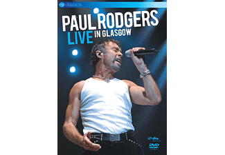 Paul Rodgers - Live In Glasgow (DVD)